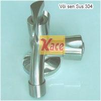 VÒI SEN  LẠNH INOX SUS 304