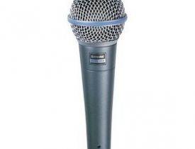 Microphone Shure Beta 58A I