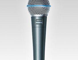 Microphone Shure Beta 58A III