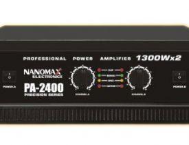 Nanomax PA-2400