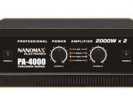 Nanomax PA-4000