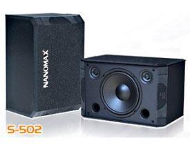 Loa Nanomax S-502