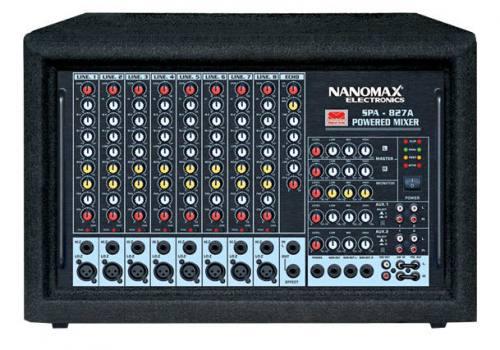 Nanomax SPA- 827A