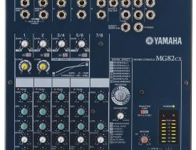 Yamaha MG82CX