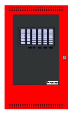 Trung tâm báo cháy HCP-1008EDS
