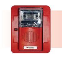 Đèn chớp báo cháy HES3-24WR