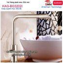 Vòi rửa chén nóng lạnh inox BIGGO KAG-BG3202IN