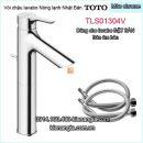 Vòi nóng lạnh chậu lavabo bán âm bàn,đặt bàn TOTO-TLS01304V