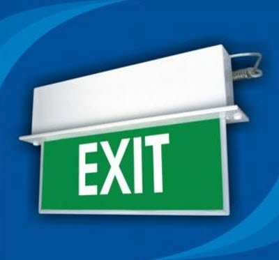 Đèn Exit Paragon PEXA28RC