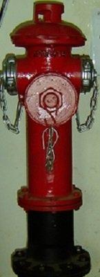 Trụ chữa cháy 3 cửa SS100/65-1.6