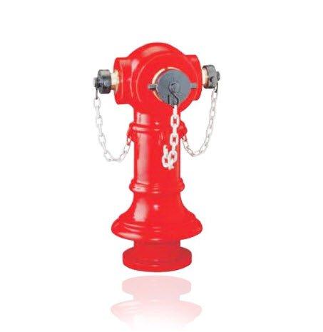 Trụ chữa cháy 3 họng Sri HYD061-CI-150-RD