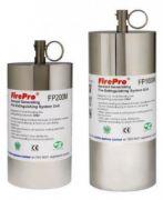 Bình chữa cháy ném - FirePro Hochiki - Thử nghiệm ở Canada