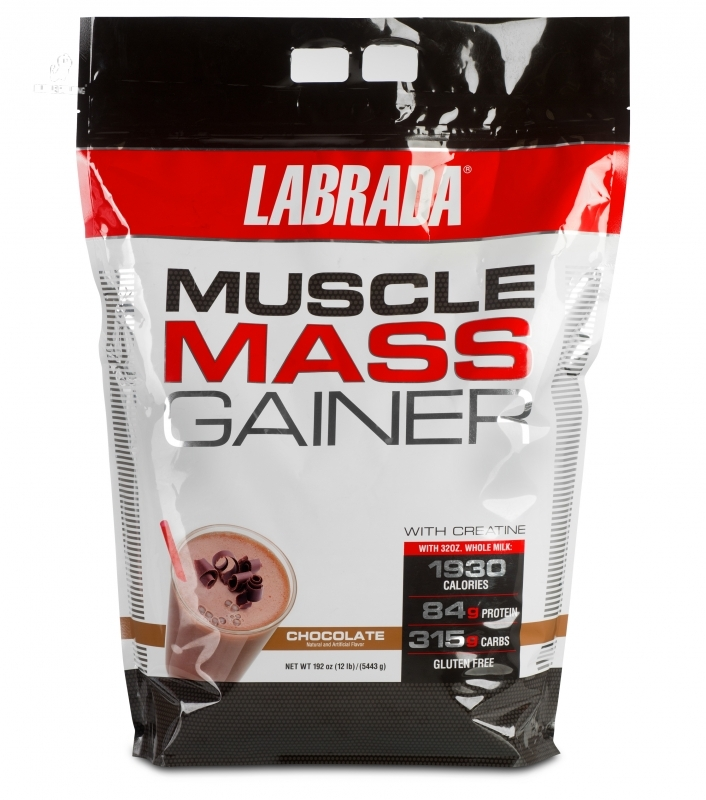 Muscle Mass Gainer 12lbs (5.4kg)