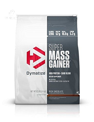 Super Mass Gainer 12Lbs (5.4kg)