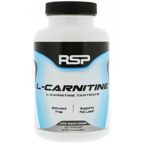 RSP L-Carnitine 500mg - 120 Viên