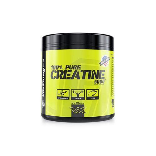100% PURE CREATINE - 300GR
