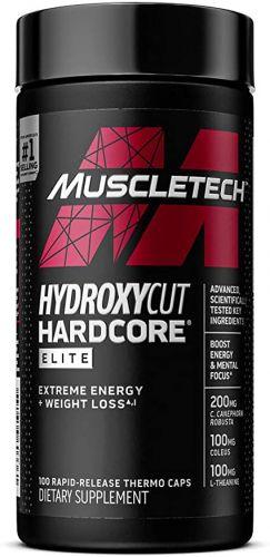 Hydroxcut HardCore Elite 100 Viên