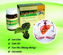 Langambian G - Hỗ trợ điều trị các bệnh về gan