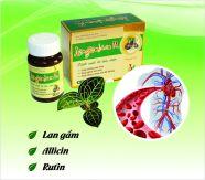 Langambian M - Hỗ trợ điều trị các bệnh tim mạch