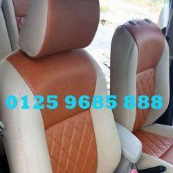 Bọc ghế da xe Daewoo Gentra