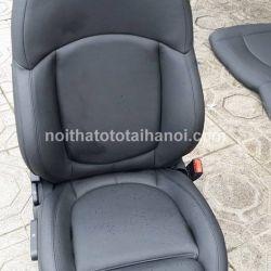 Bọc ghế da xe BMW Mini cooper