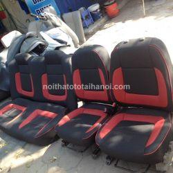 Bọc nệm ghế da xe chevrolet Nubira
