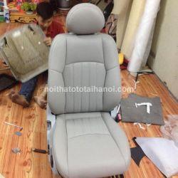Bọc nệm ghế da xe Mercedes C180