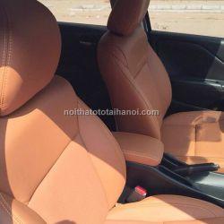 Bọc ghế da xe Honda City
