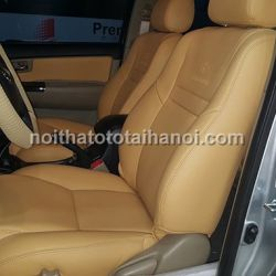 Bọc ghế da ô tô xe Toyota Fortuner
