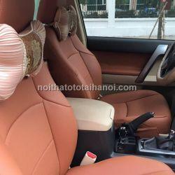 Bọc ghế da ô tô Toyota Prado