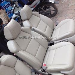 Bọc ghế da cho xe Honda Acura