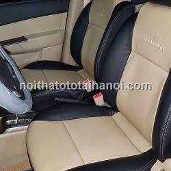 Bọc ghế da xe Chevrolet Aveo
