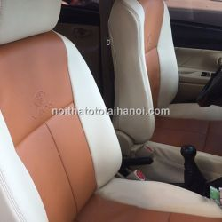 Bọc ghế da xe Toyota Vios