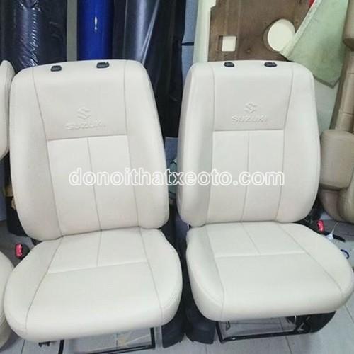 Bọc ghế da ô tô xe Suzuki Vitara