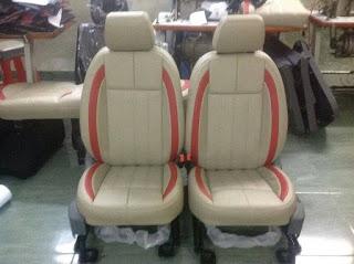 Bọc ghế da xe Nissan Juke