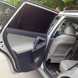 Bọc da cánh cửa xe Toyota Rav4