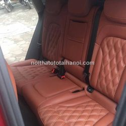 Bọc ghế da ô tô xe audi Q5