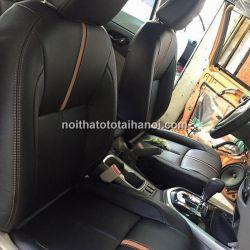 Bọc nệm ghế da xe Nissan Navara