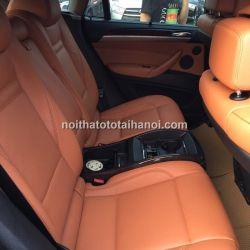 Bọc ghế da xe BMW X6