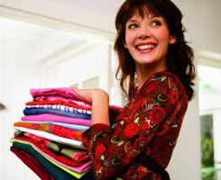 Mô hình chi tiết của đồ gia dụng làm từ... vải Polyester