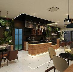 Thiết kế Lux Coffee tại Quy Nhơn - Bình Định