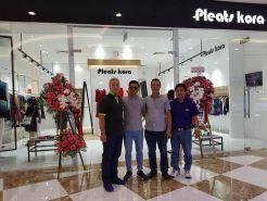 Chuỗi Shop thời trang Hàn Quốc Pleats Kora