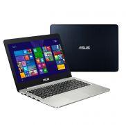 """ASUS A456UA-WX031D( Xanh đen) – I5(6200U)/ 4GB/ 500GB/ DVDRW/ 14"""""""