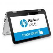 """HP PAVILION X360 11-K143TU (Bạc) - N3700/ 4G/ 500GB/ 11""""/ Touch/ Win 10"""