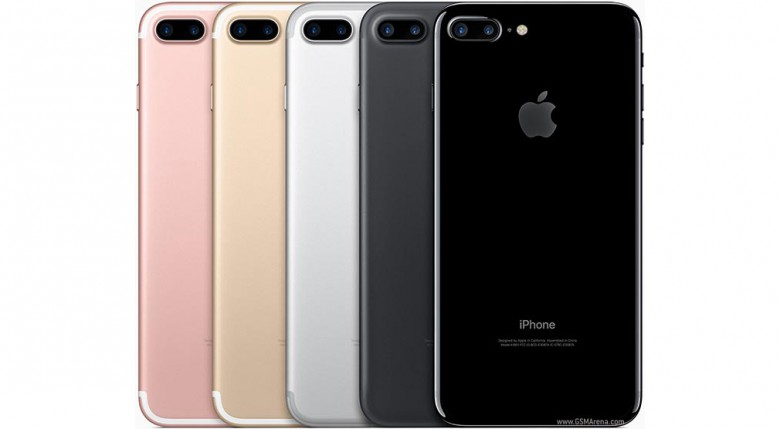 IPHONE 7 PLUS 32GB (Gold, Rose Gold, Black, Silver)