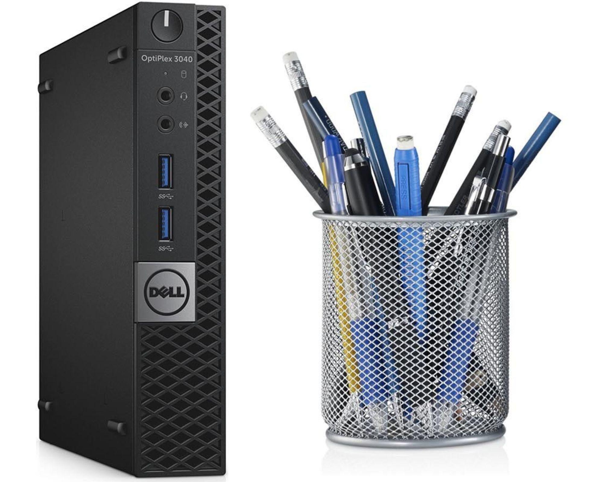 DELL OPTIPLEX 3040 MFF-70085482 - I5(6500T)/ 4G/ SSD 128GB/ VGA Intel 530/ No DVD/ Win10 Pro