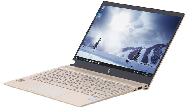 "HP ENVY 13 -AH1012TU I7(8650U)/ 8G/ SSD 256GB 13.3"" QHD+ IPS/ Led KB/ Win 10 Gold, nhôm"