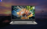 "ASUS X407UA-BV485T I5(8250U)/ 4GB + 16GB/ 1TB/ Khe M2 MR 14""/ Win 10 Gold, nhựa"