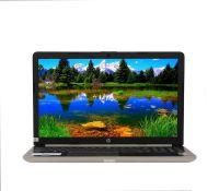 """HP 15-DA0036TX I7(8550U)/ 4GB/ 1TB / VGA 2GB MX130/ DVDRW/ 15.6"""" FHD/Win 10/+ khe M2 mở rộng/ Bạc, nhựa"""