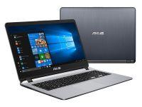 "ASUS X507UA-EJ499T I3(8130U)/ 4GB/ 1TB/ Khe M2 MR/ 15.6"" FHD/ Win 10/ Xám, nhựa"